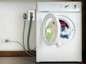 Фото - Подключение стиральной машинки