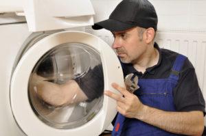 Фото - Установка стиральной машины