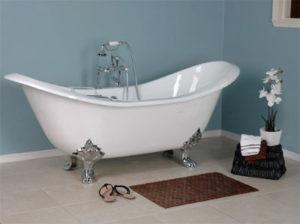 Фото - Чугунная ванна