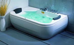 Фото - Гидромассажная ванна